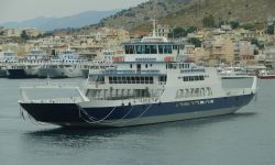 Main image of Double Ended Ferries TBN 8 97.6 m  by SALAMIS built 2011