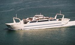 Main image of Double Ended Ferries TBN 20 104 m  by PERAMA built 2004