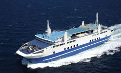 Main image of Double Ended Ferries TBN 21 87.7 m  by PERAMA built 2006