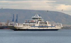 Main image of Double Ended Ferries ΤΒΝ 26 101.8 m  by PERAMA built 2009